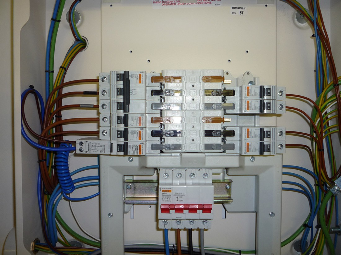 3 Phase Consumer Unit - NTL Electrical Services LTD Scarborough